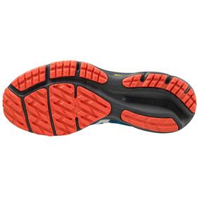Mizuno Wave Rider TT 2 Shoes Men directoire oblue/dawn blue/mandarin red